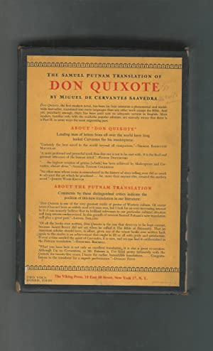 The Ingenious Gentleman Don Quixote De La: Cervantes, Miguel De