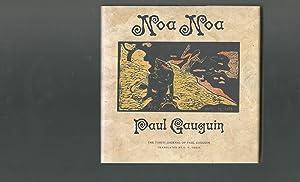 Noa Noa: The Tahiti Journal of Paul: Gauguin, Paul) Miller,