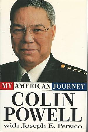My American Journey [Signed by Author]: Powell, Colin & Persico, J.E.(Joseph E.)