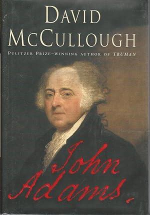 John Adams: Adams, John) McCullough,