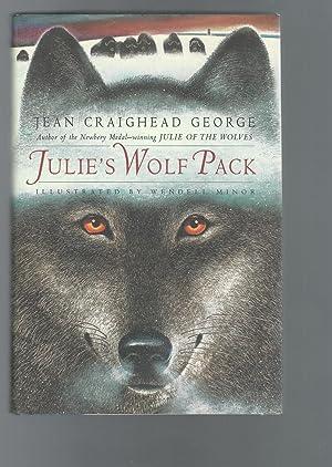 Julie's Wolf Pack: George, Jean Craighead