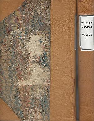 The Works of William Cowper: His Life,: Cowper, William) Johnson,