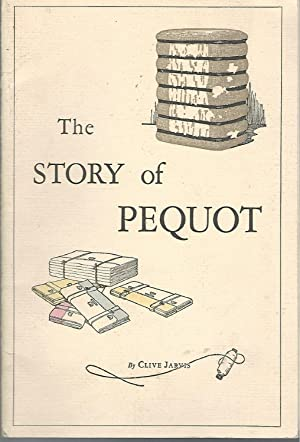 The Story of Pequot: Jarvis, Clive