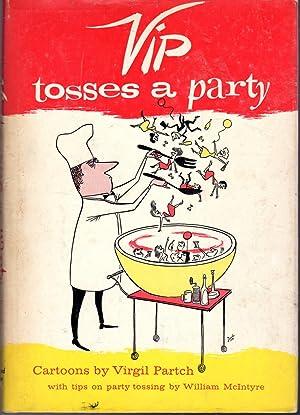 Vip Tosses a Party: Partch, Virgil &