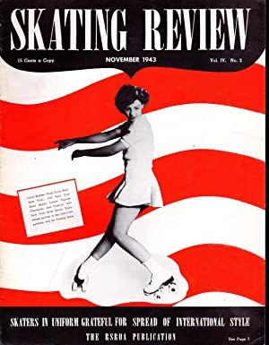 Skating Review, Volume IV, No. 2: November,,1943: Smith, Edward W. (Editor/Publisher)
