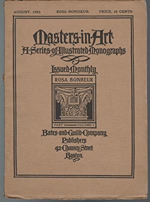 MASTERS IN ART: A Series of Illustrated: Bonheur, Rose) Editor