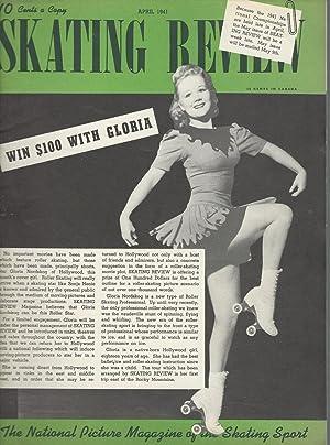 Skating Review Magazine: Volume Ii, No 6; April, 1941: Smith, Edward W. (editor & publisher)