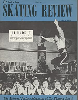 Skating Review Magazine: Volume Ii, No 8; June, 1941: Smith, Edward W. (editor & publisher)