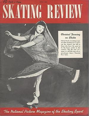 Skating Review Magazine: Volume Ii, No 9; July, 1941: Smith, Edward W. (editor & publisher)