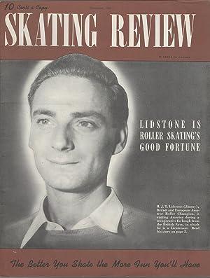 Skating Review Magazine: Volume III, No 1; November, 1941: Smith, Edward W. (editor & publisher)