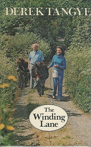 A Drake at the DoorThe Winding Lane (The Minack Chronicles): Tangye, Derek
