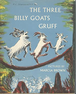 The Three Billy Goats Gruff: Asbjornsen, P.C. & Moe, Jorgen E