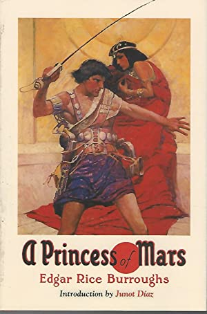 A Princess of Mars: Burroughs, Edgar Rice