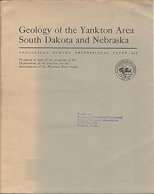 Geology of the Yankton Area South Dakota and Nebraska: Simpson, Howard E