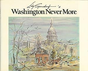Lily Spandorf's Washington NeverMore: Spandorf, Lily) Griffin, Mark G. & McCloskey, Ellen M.