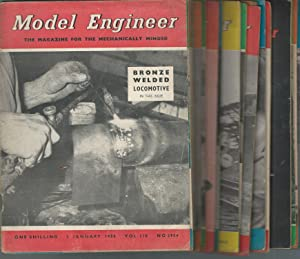 Model Engineer : Volume 118 (26 Issues, July-December, 1958): Unknown) Percival Marshall & Co