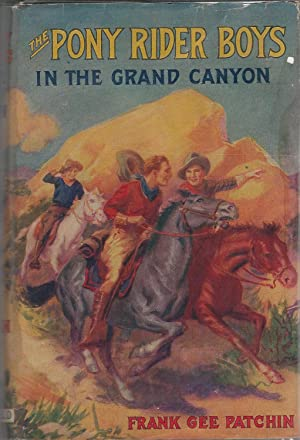 The Pony Rider Boys in the Grand Canyon; or,The Mystery of Bright Angel Gulch: Patchin, Frank Gee