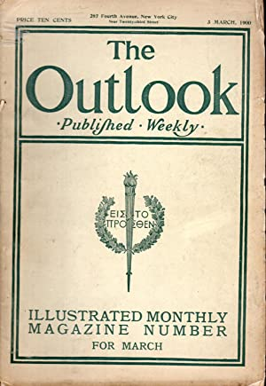 The Outlook, Volume 64, No. 9; March 3, 1900: Abbott, Lyman (Editor)