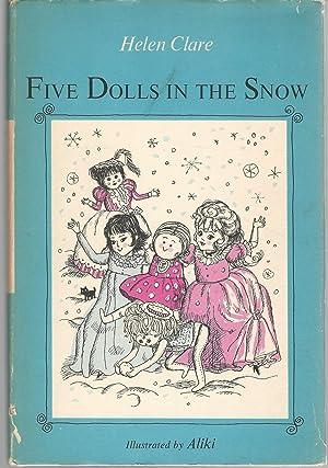 Five Dolls in the Snow (Five Doll: Clare, Helen (Pauline