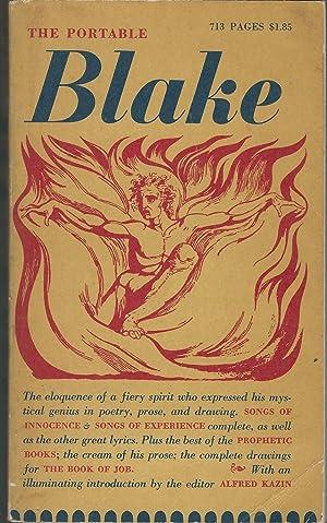 The Portable Blake: Blake, William) Kazin,