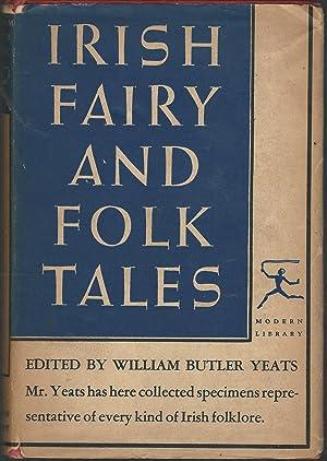 Irish Fairy And Folk Tales: Yeats, W. B.)