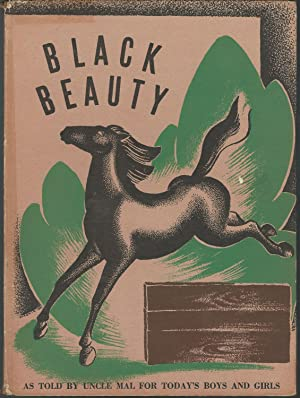 Black Beauty As Told By Uncle Mal: Sewell, Anna) Claire,