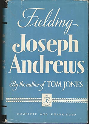 The History of the Adventures of Joseph: Fielding, Henry)