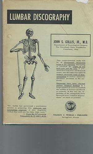 Lumbar Discography: Collis, J.S.