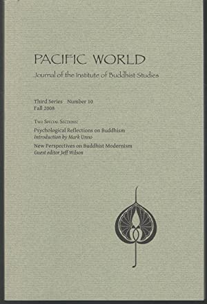 Pacific World: Journal of the Institute of: Payne, Robert K;