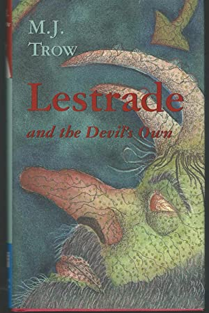 Lestrade and the Devil's Own (The Lestrade: Trow, M. J.