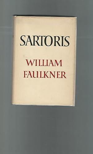 Sartoris: Faulkner, William Pseud.) Falkner, Wiliam Cuthbert