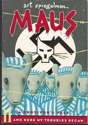 Maus II: A Survivor's Tale: And Here: Spiegelman, Art