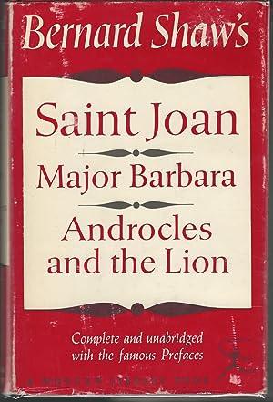 saint joan preface