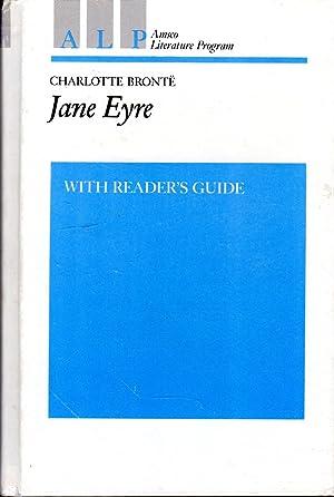 Jane Eyre with Reader's Guide (Amsco Literature: Bronte, Charlotte) Polk,