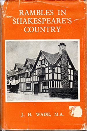 Rambles in Shakespeare's Country: Wade, J.L.