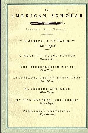 The American Scholar: Volume 73, No. 2: Fadiman, Anne (Editor)