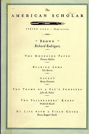 The American Scholar: Volume 71, No.2 Spring,: Fadiman, Anne (Editor)