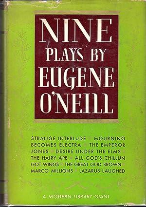 Nine Plays The Emperor Jones, The Hairy: O'Neill, Eugene