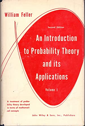 An Introduction to Probability Theory and Its: Feller. William