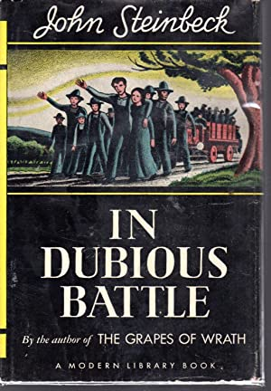 In Dubious Battle: Steinbeck, John (John