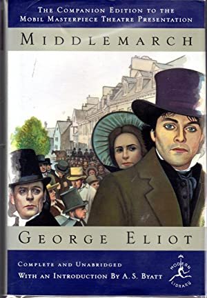 Middlemarch (Companion Editon to the Mobil Masterpiece: Eliot, George Pseud.)