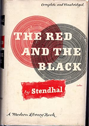 The Red and the Black: Stendhal) Beyle, Marie-Henri)