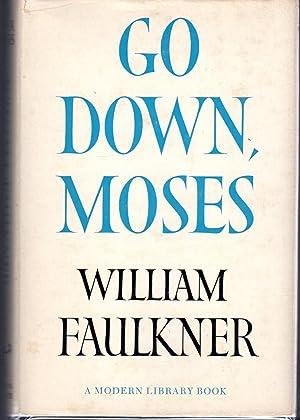 Go Down, Moses: Faulkner, William Pseud.)