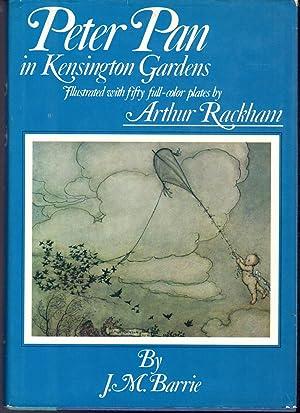 barrie - 1906 - peter pan in kensington gardens - First Edition ...