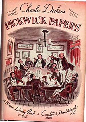 The Posthumous Papers of the Pickwick Papers: Dickens, Charles