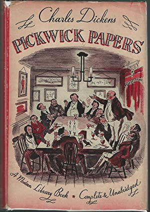 Pickwick Papers Characters