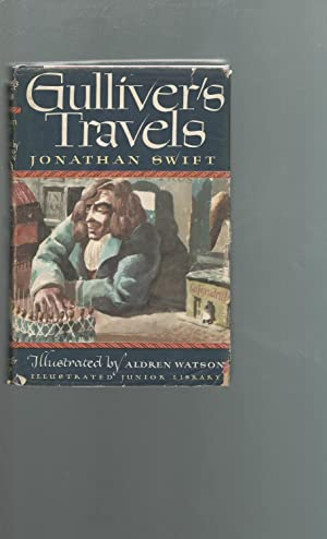 Gulliver's Travels (Illustrated Junior Library Series): Swift, Jonathan