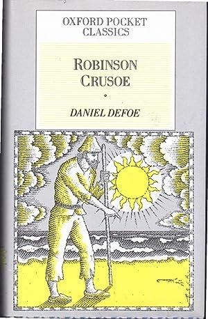 Life and Adventures of Robinson Crusoe (Oxford: Defoe, Daniel