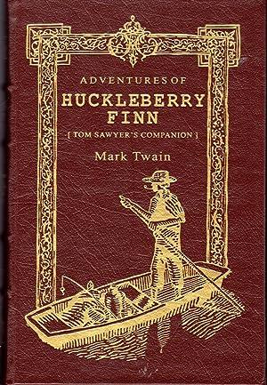 Adventures of Huckleberry Finn (Tom Sawyer's Companion): Twain, Mark Pseud.)