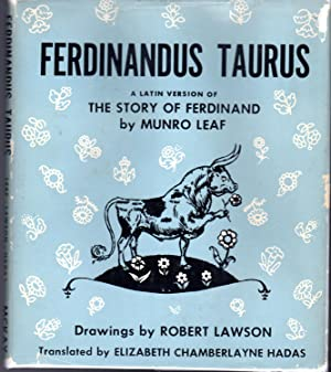 Ferdinandus Taurus; A Latin Version of The: Leaf, Munro) Hadas,